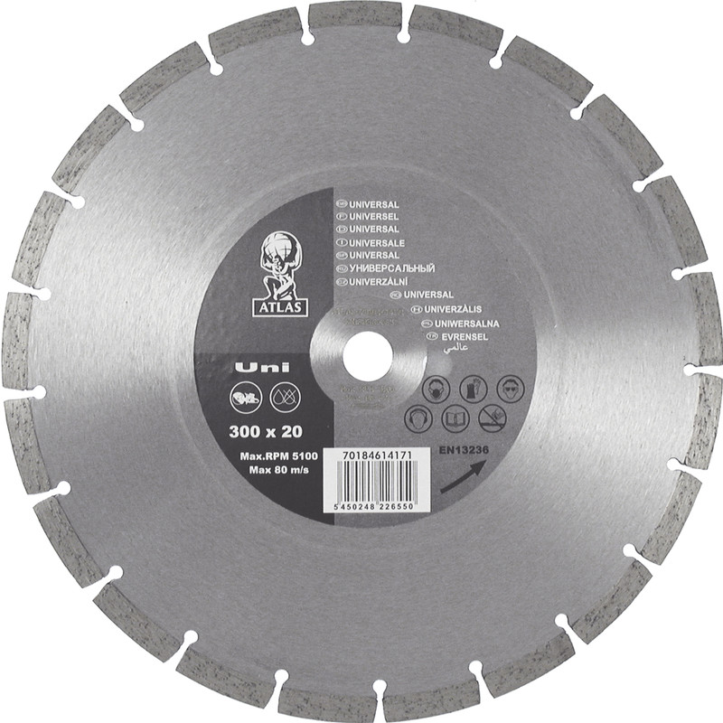 Norton General Purpose Diamond Blade