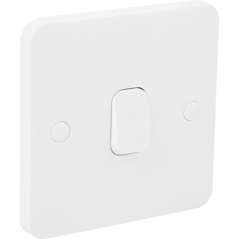 Schneider Electric Lisse 10AX Switch