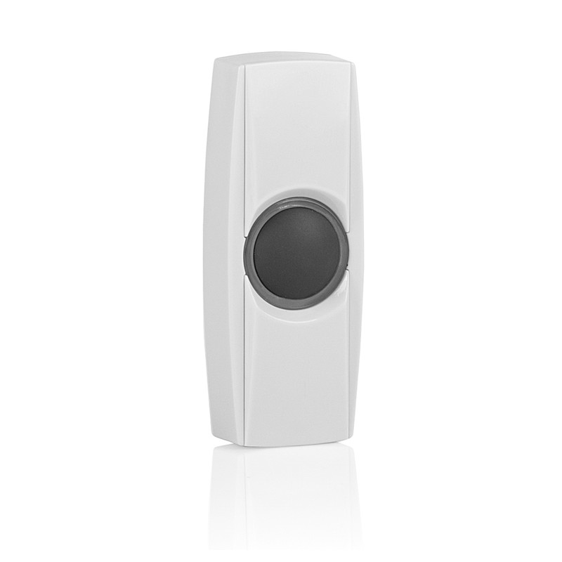Byron Wireless Plug-thru Door Chime Kit