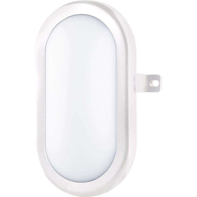 Luceco Eco LED Mini Oval Bulkhead IP54