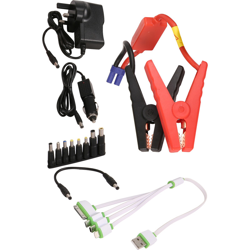 Power Bank & Jump Starter Kit