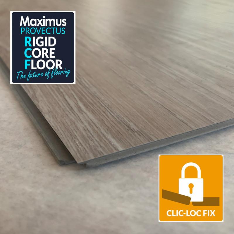Maximus Provectus Rigid Core Flooring - Dresda