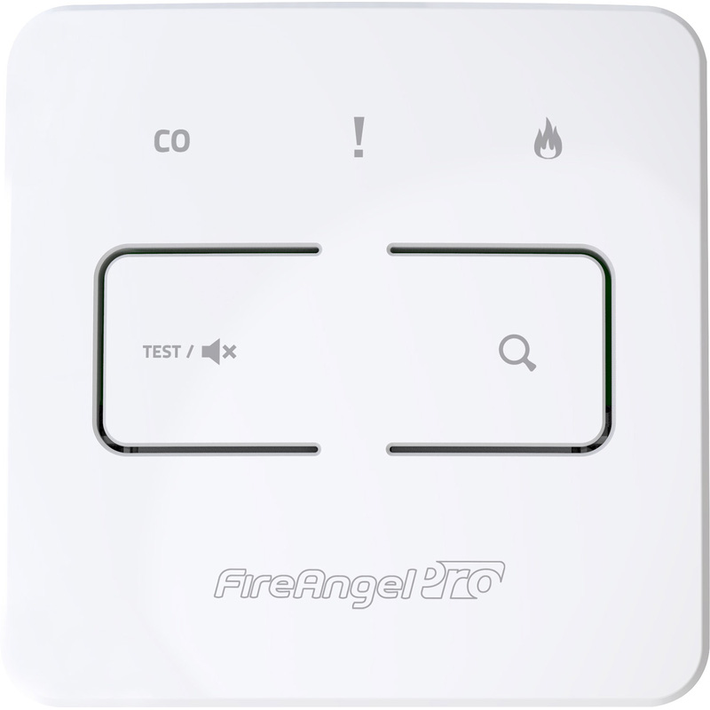 FireAngel Pro Connected Wireless Interlink Alarm Control Unit