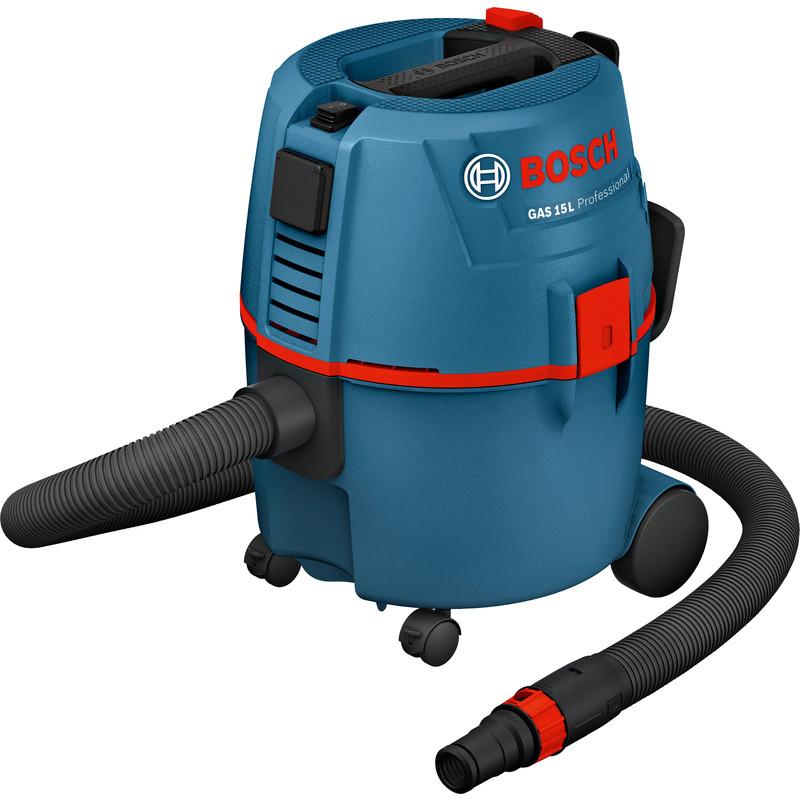 Bosch Gas 15 1200w Wet Amp Dry Vacuum 240v