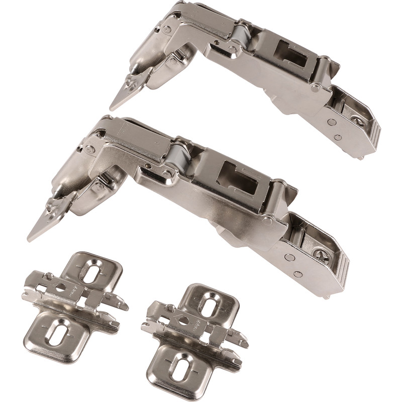 Blum Sprung Concealed Hinge 170� Cliptop Overlay