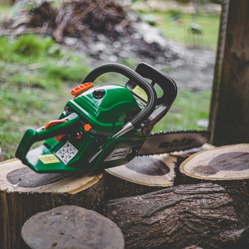 Hawksmoor 53cc 50cm Petrol Chainsaw