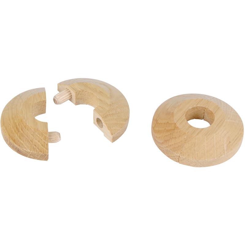 Real Wood Pipe Collar