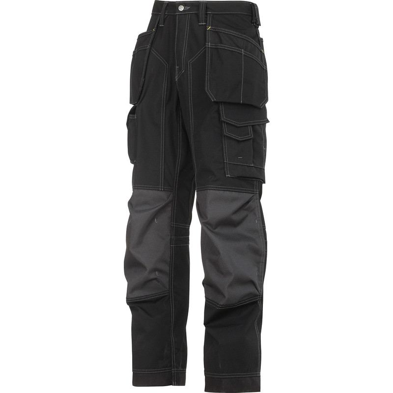 Snickers 3223 Rip-Stop Floorlayer Holster Pocket Trousers
