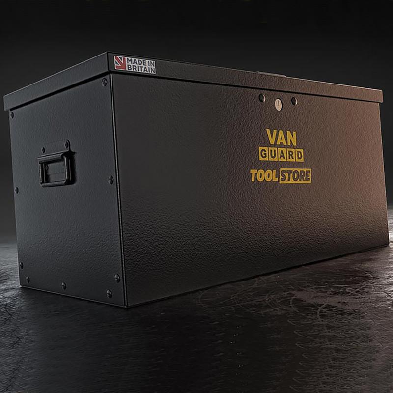 Van Guard Tool Store Box