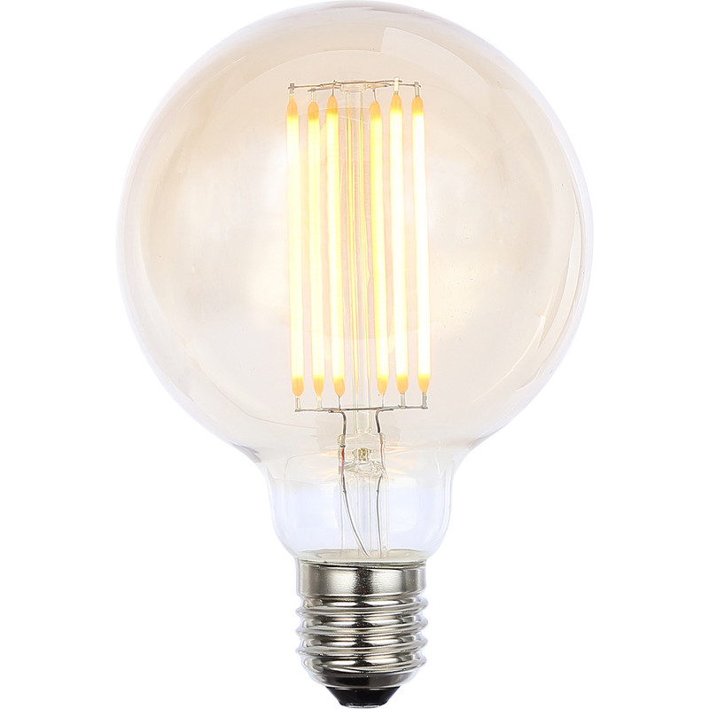 Vintage LED Filament G95 Globe Bulb Lamp