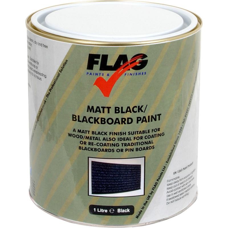 Black Metal Paint Ltr
