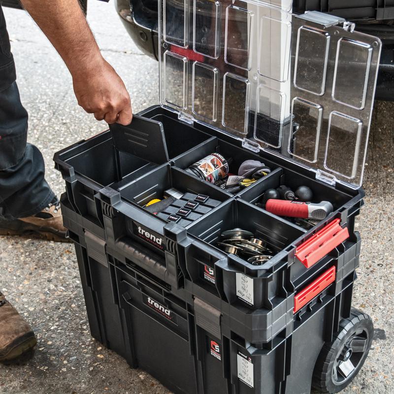 Trend Modular Storage Compact Box