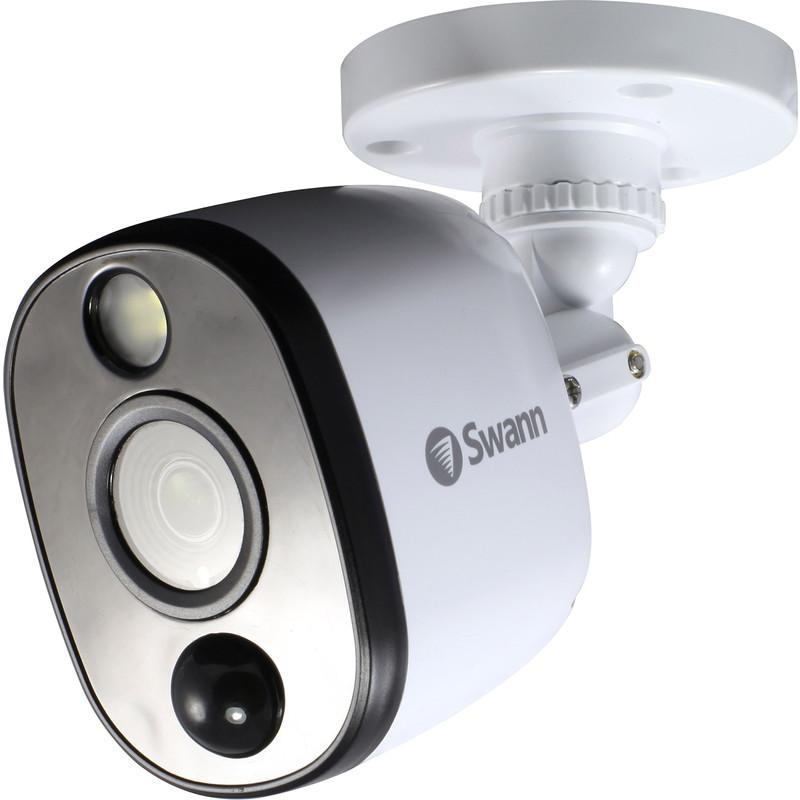 Swann Thermal Sensing Light Bullet Security Camera