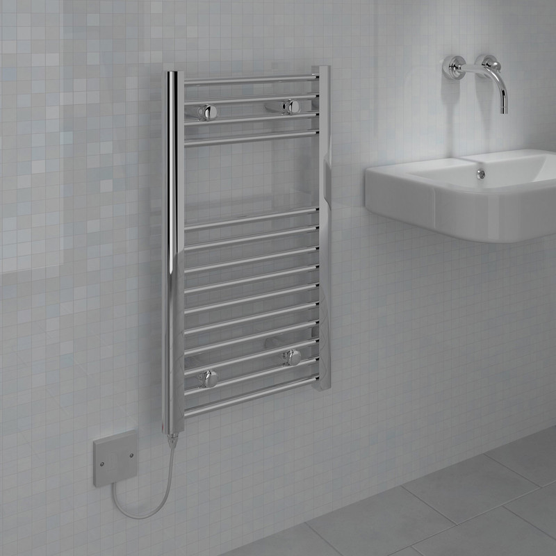 Kudox Flat Electric Towel Radiator