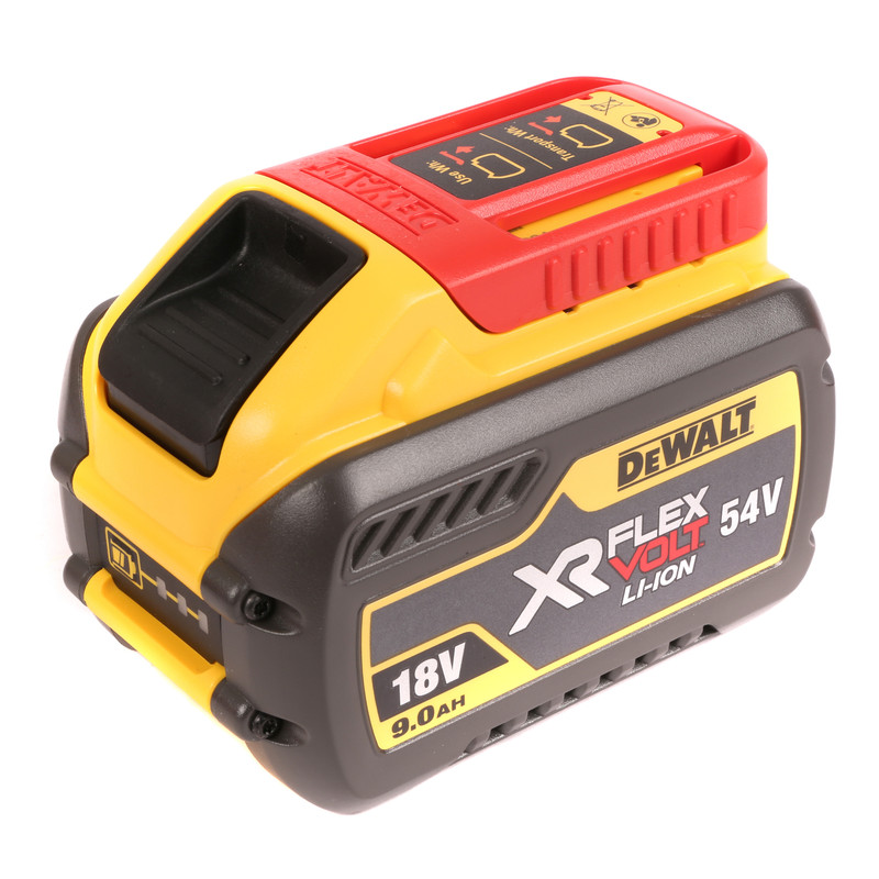 DeWalt 54V XR FlexVolt Battery