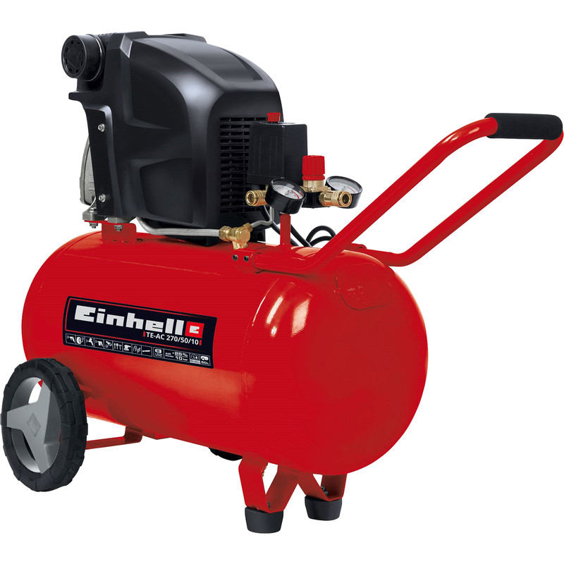 Einhell TE-AC 270/50/10 50L 2.5Hp Air Compressor