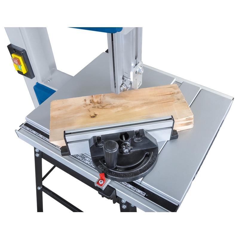 Scheppach HBS250 420W 250mm Bandsaw & Stand