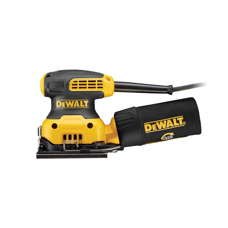 DeWalt DWE6411-GB 230W 1/4 Sheet Sander