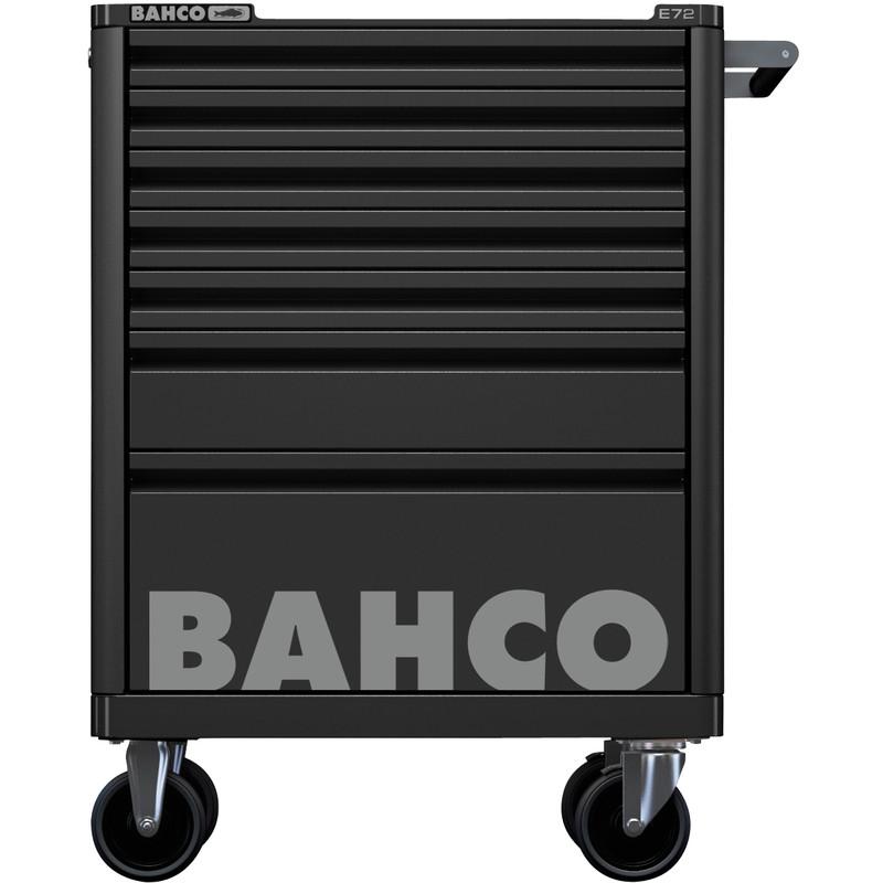 Bahco 7 Drawer Black Roller Cabinet