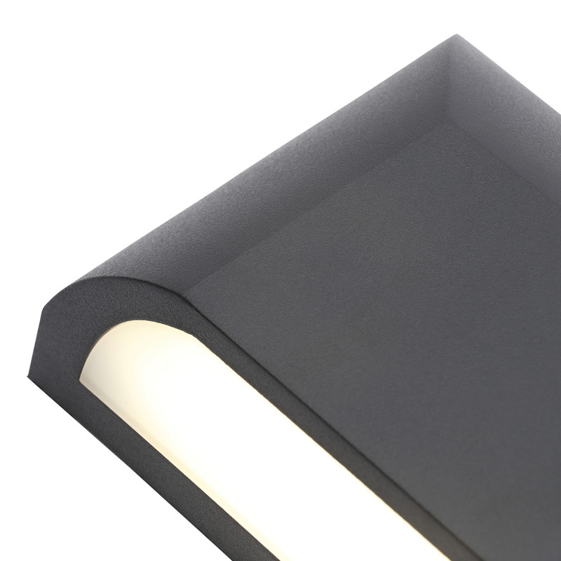 Poole LED IP65 Downlight Black