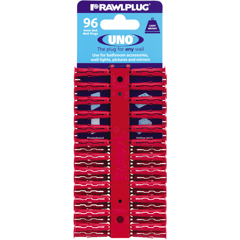 Rawlplug UNO Universal Contract Wall Plug