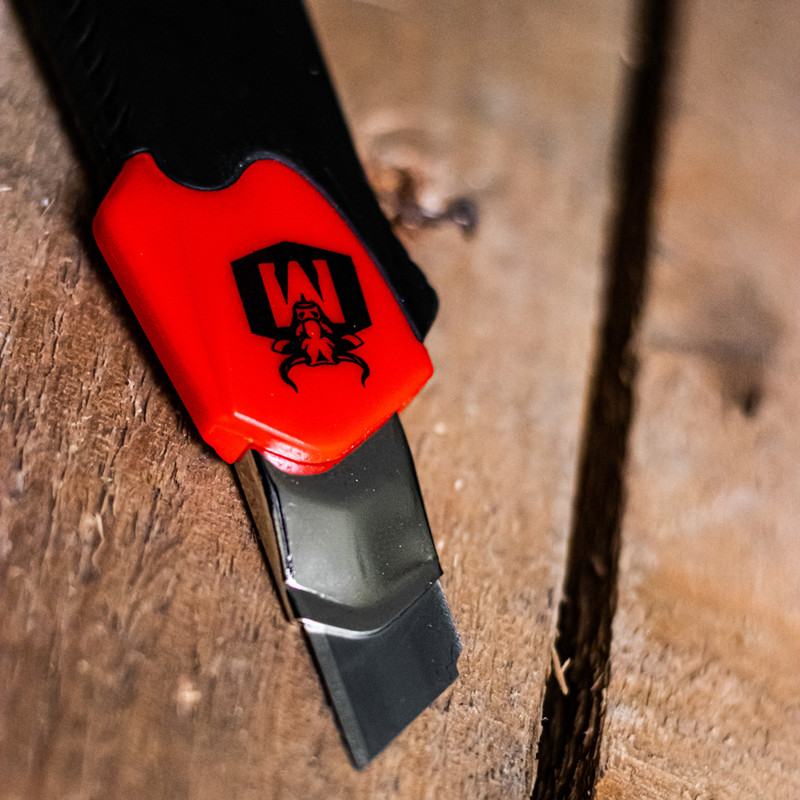 Minotaur Snap Off Knife