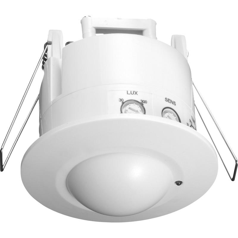 360° White Microwave Sensor