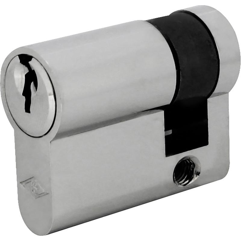 6 Pin Single Euro Cylinder