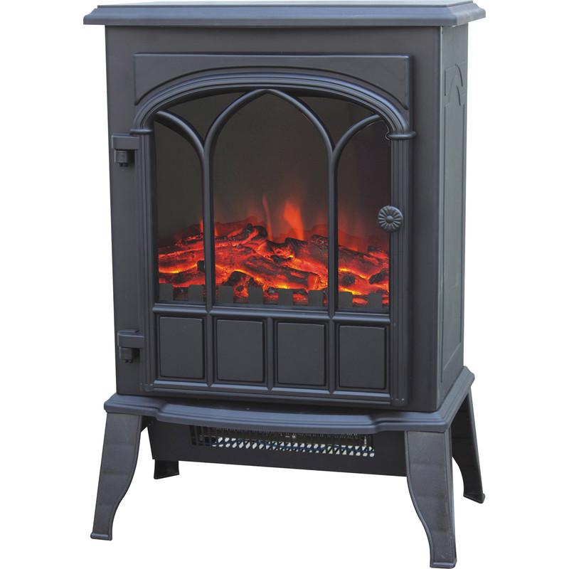 Daewoo Flame Effect Stove Heater