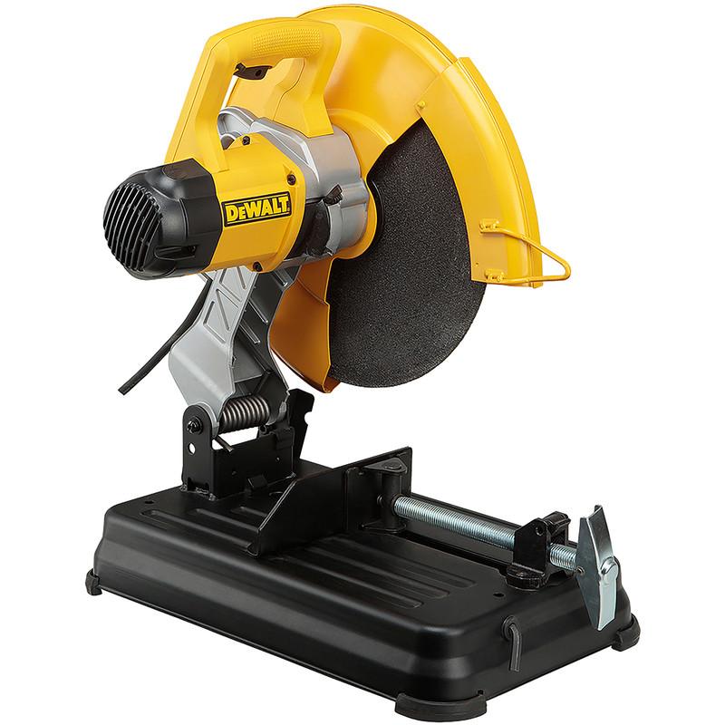 DeWalt D28730 2300W 355mm Abrasive Metal Cutting Chop Saw