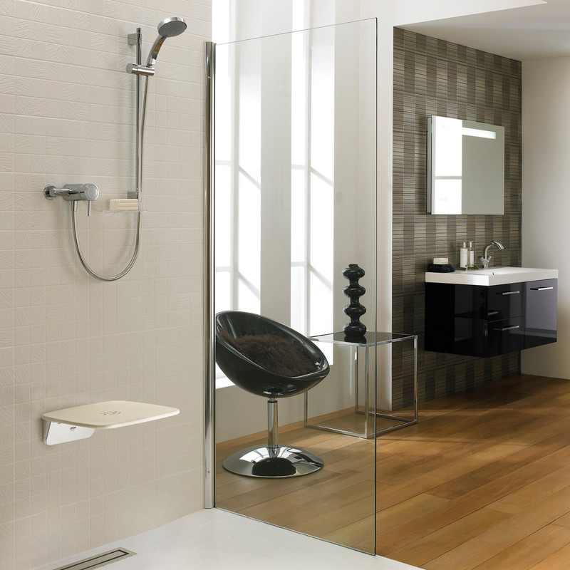 Mira Premium Wall Mounted Shower Seat