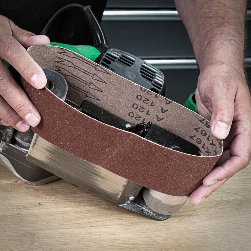 Trend Sanding Belt 100mm x 610mm