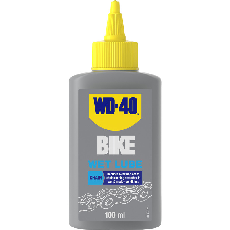 WD-40 Bike Drip Wet Lubricant