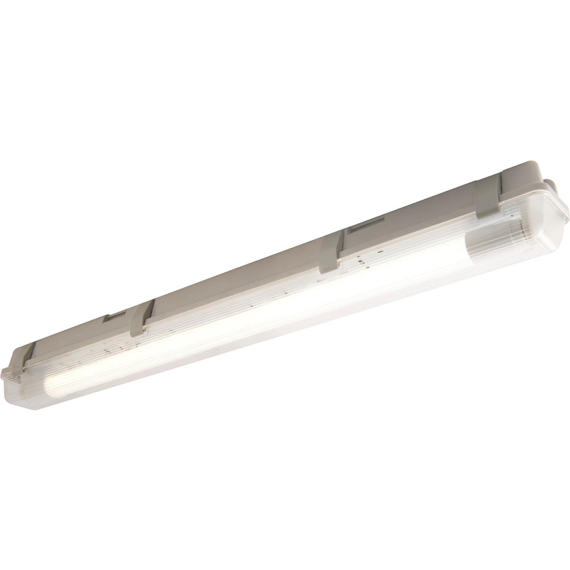 LUCECO ECO Climate LED T8 Batten IP65