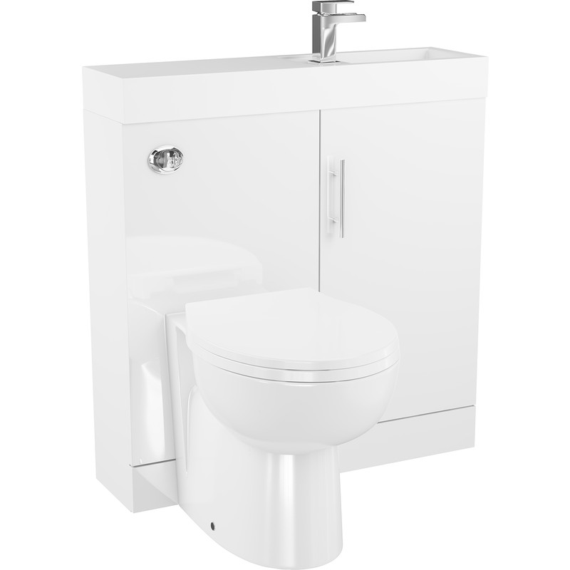 Single Door Bathroom Unit