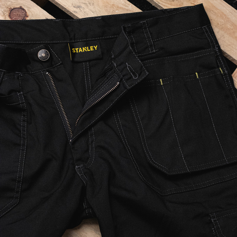 Stanley Jersey Holster Pocket Trousers