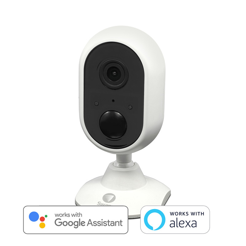 Swann 1080P Alert Indoor Security Camera