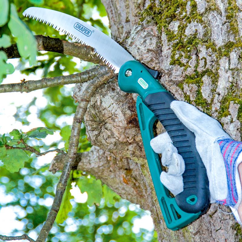 Draper Folding Pruning Saw