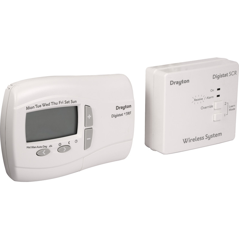 Drayton Digistat Programmable Room Thermostat