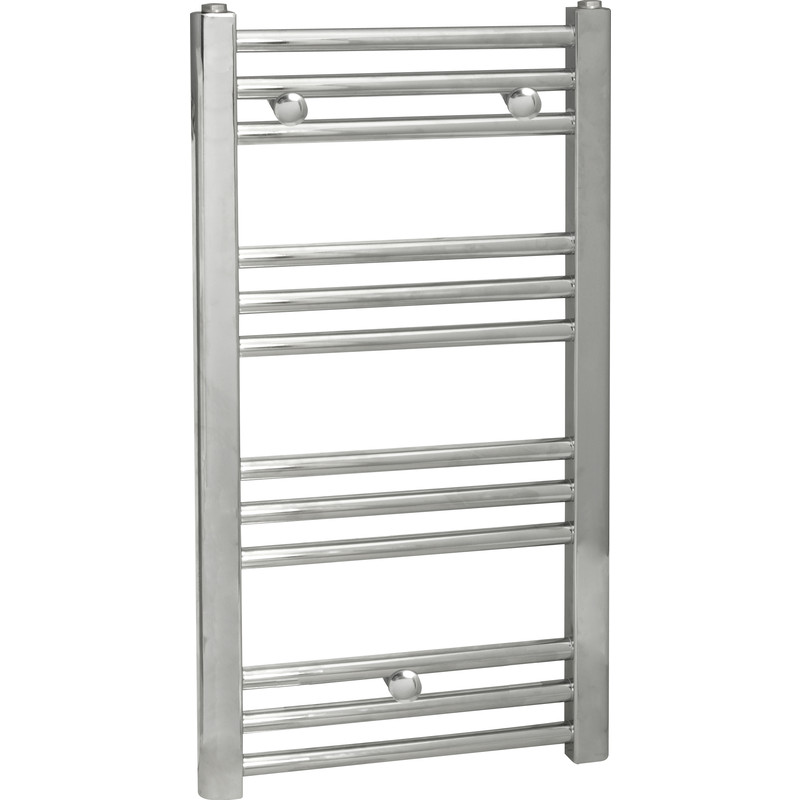 Chrome Flat Towel Radiator