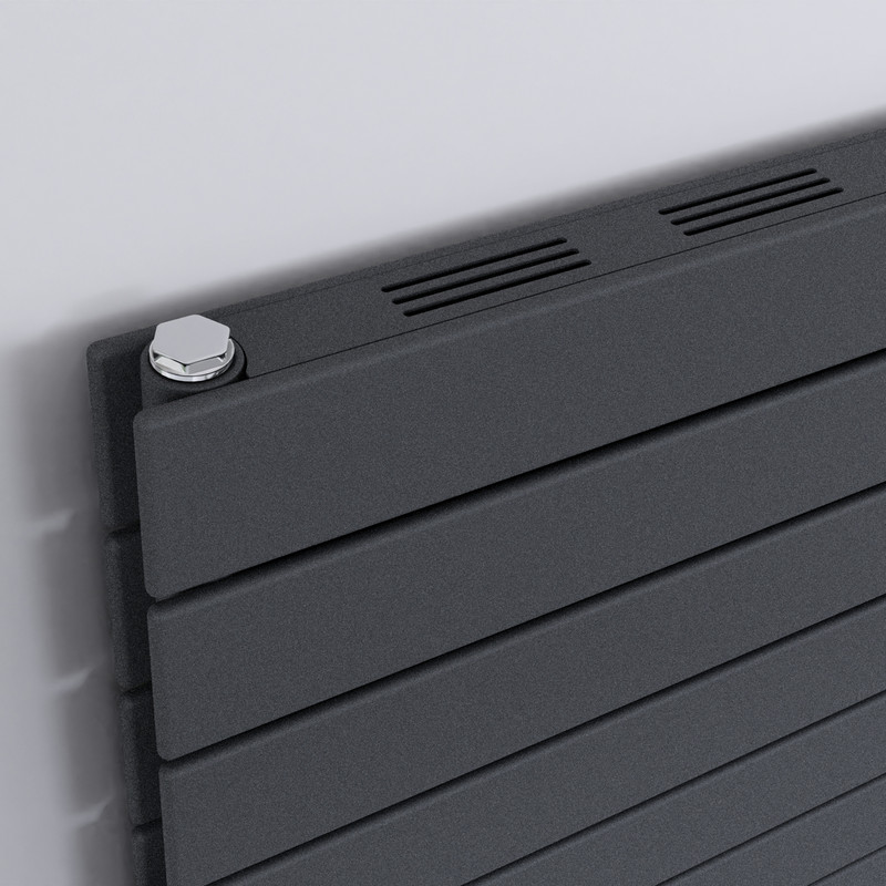 Ximax Oxford Slim Duo Horizontal Designer Radiator