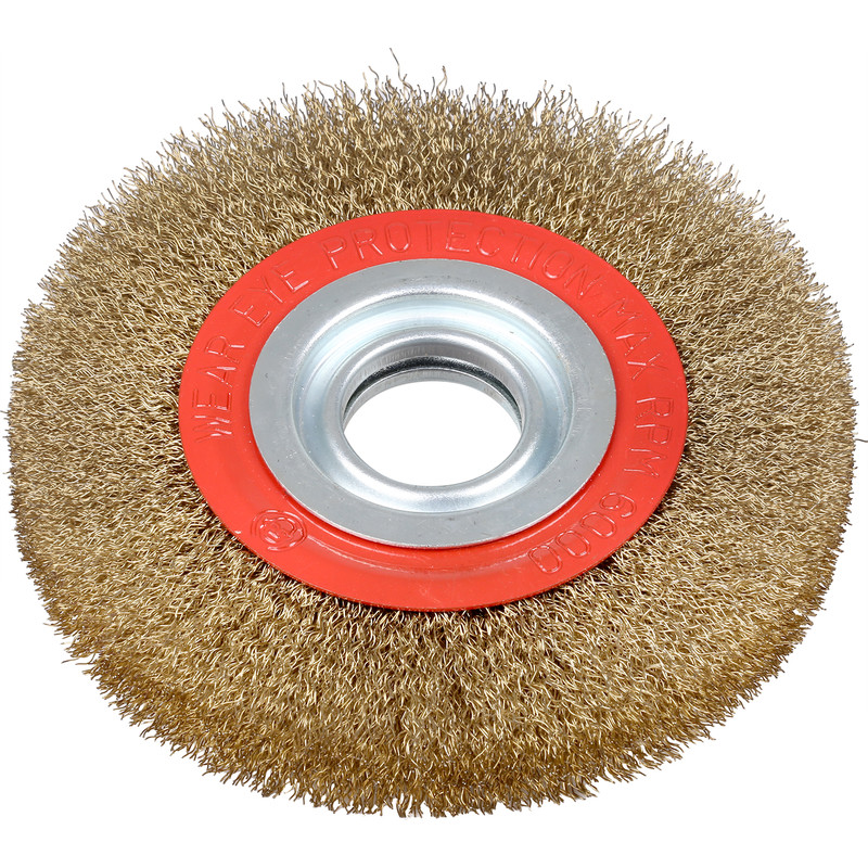 Abracs Wire Wheel Brush