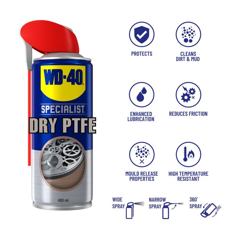 WD-40 Specialist Dry PTFE