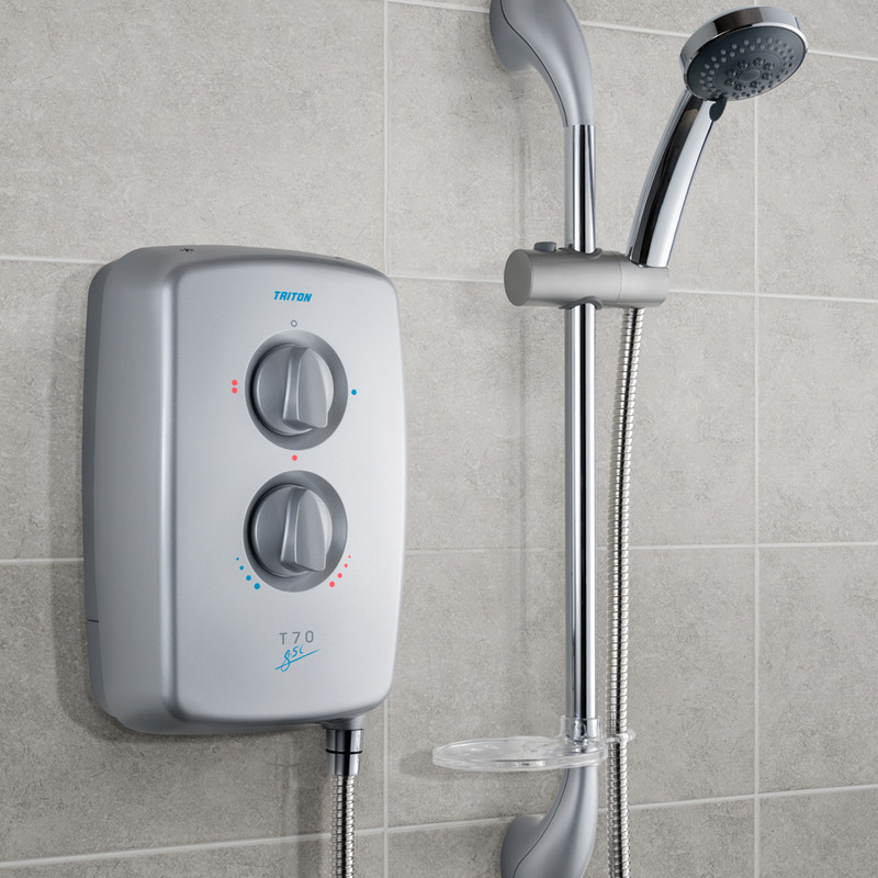 Triton T70gsi Electric Shower Satin