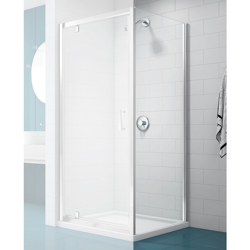 Merlyn NIX Shower Enclosure Side Panel