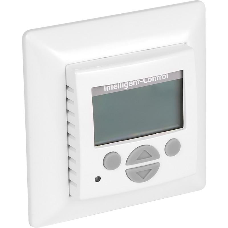 Underfloor Intelligent Control Digital Clock Thermostat With Sensor