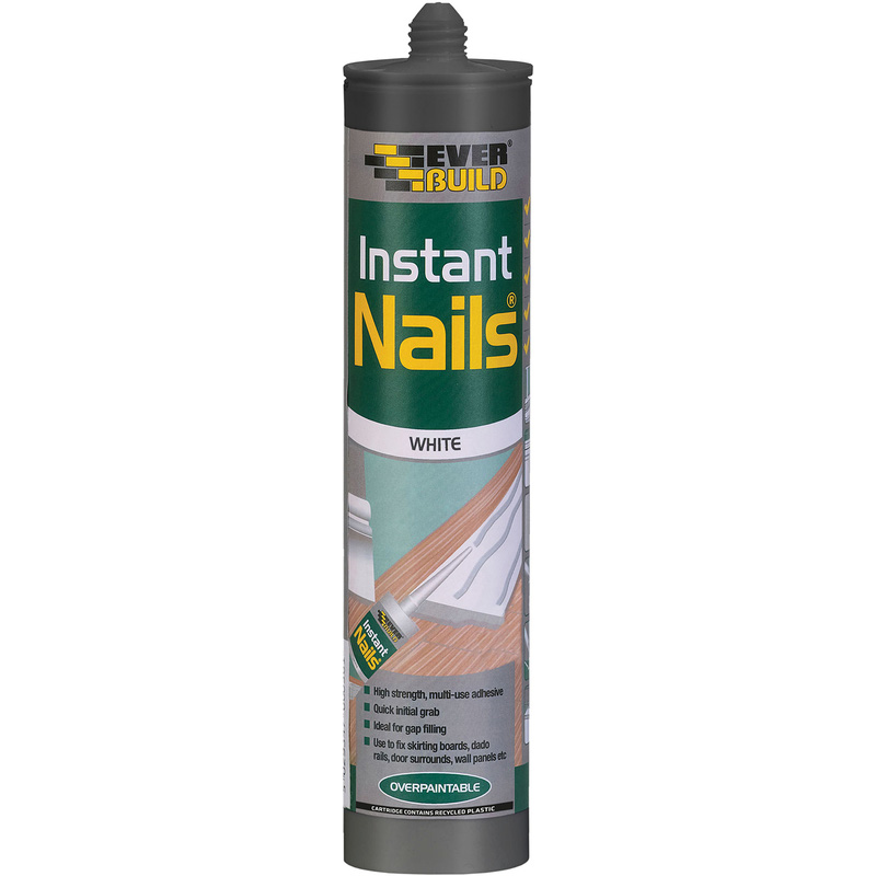 Instant Nails Solvent Free Grab Adhesive 310ml