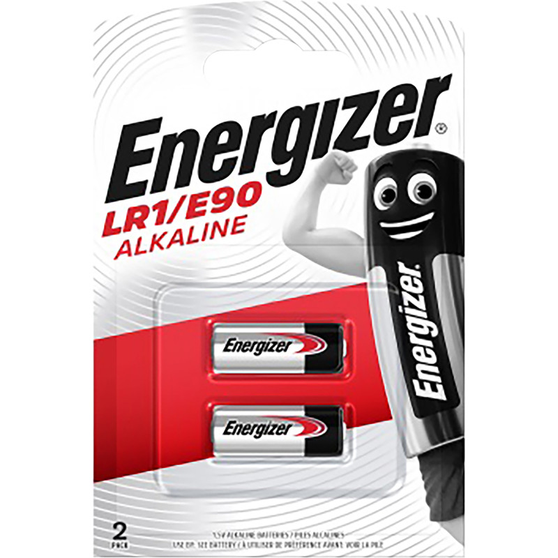 Energizer Alkaline LR1/E90 FSB2#