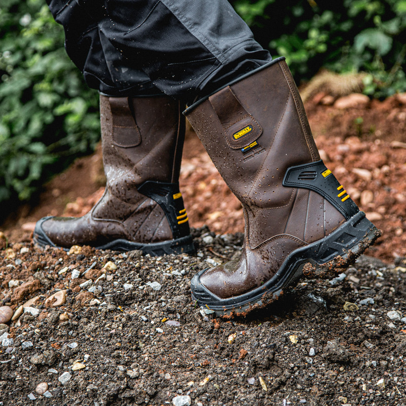 DeWalt Haines Waterproof Safety Rigger Boots