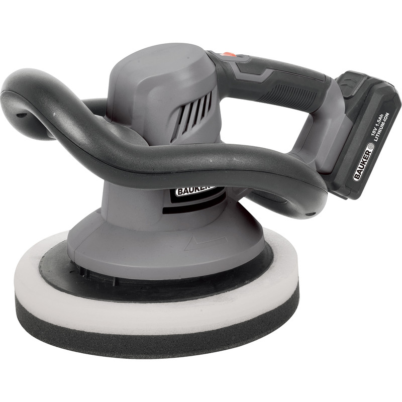 Bauker 18V Buffer Polisher